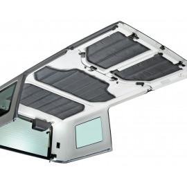 Isolation phonique hard top Jeep Wrangler JK 4 portes