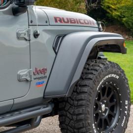 Kit d'extensions d'ailes Jeep Wrangler JL