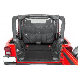 Filet de protection avant arrière Jeep Wrangler JK / JKU