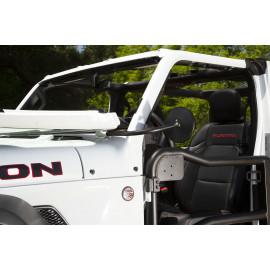 Kit de rétroviseurs rond Jeep Wrangler JL / JLU