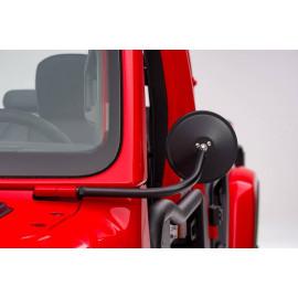 Rétroviseur rond x1 Jeep Wrangler JL / JLU
