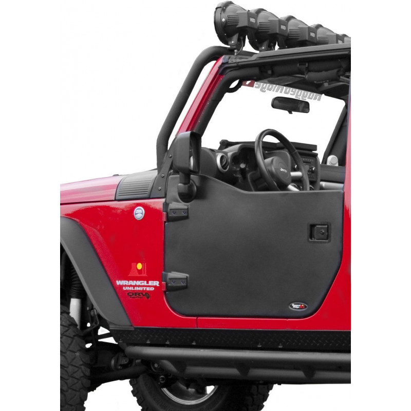 Demi porte avant en ABS (x2) jeep wrangler JK