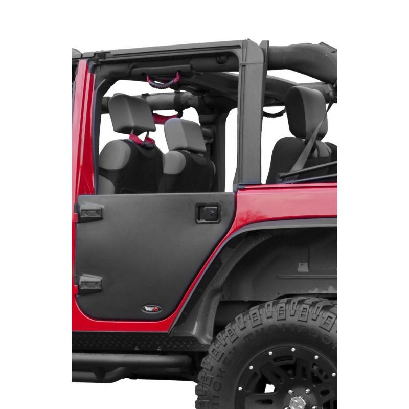 demi porte arriere en ABS (2) jeep wrangler JK