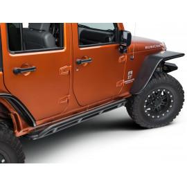 Protection latérale noir RRC Jeep Wrangler JK 4P 11504.22