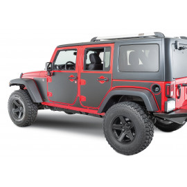 Protection magnétique carrosserie Jeep Wrangler JK 4 portes