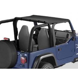 "Capote bikini ""STRAPLESS"" Jeep Wrangler TJ 52521-15"