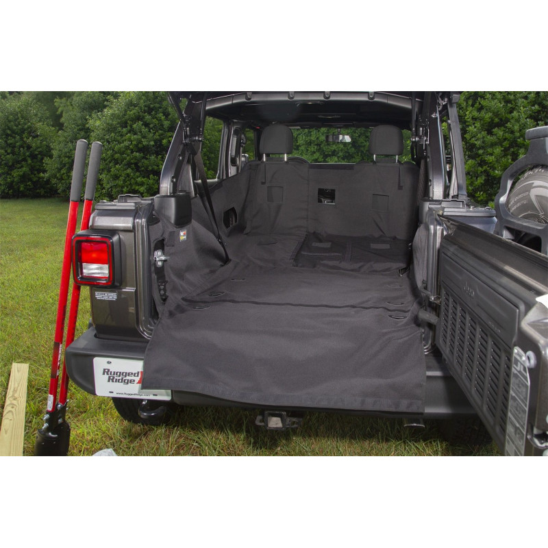 Cargo Cover Jeep Wrangler JL 13260.13