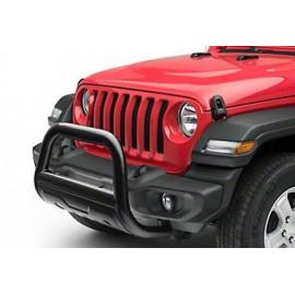 Bull Bar noir Jeep Wrangler JL