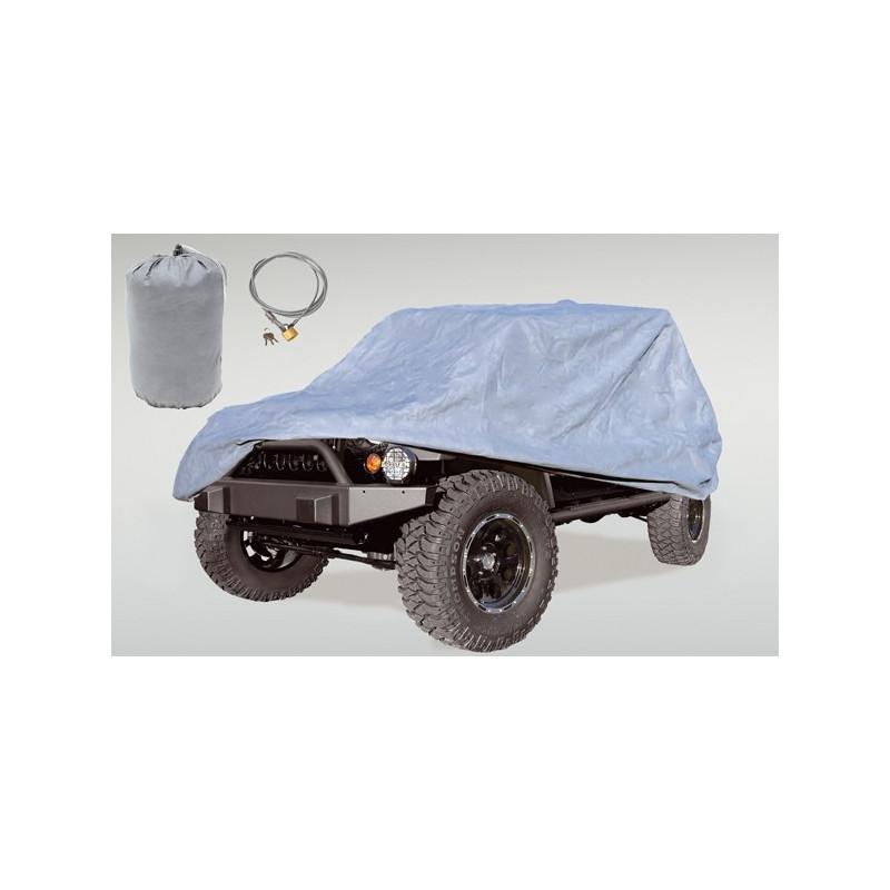 Housse de protection Jeep Wrangler JK / JL