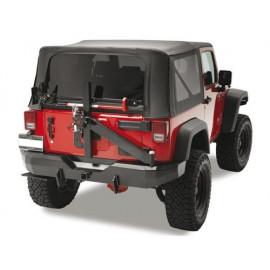 Pare choc arrière /support roue secours Jeep Wrangler JK