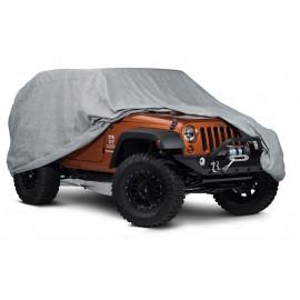 Housse de protection Jeep Wrangler JK / JL 13321.81