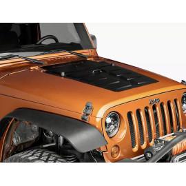 Ventilation moteur sur capot Jeep Wrangler JK 17759.10
