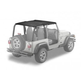 "Bikini ""Safari"" Jeep Wrangler TJ 1996 - 2002 52530-15 52530-37"