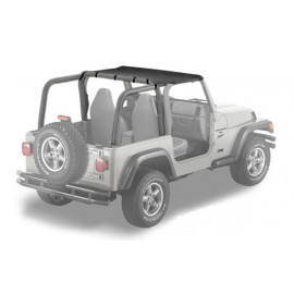 "Bikini ""Header"" ""STRAPLESS"" Jeep Wrangler TJ 52525-15"
