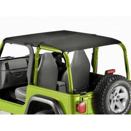 "Bikini ""Header"" ""Safari"" Jeep Wrangler TJ 03-06"