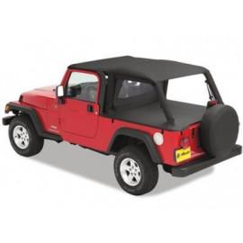 "Bikini ""Header"" ""Safari"" Jeep Wrangler TJ 03-06 4 portes 52544-35"