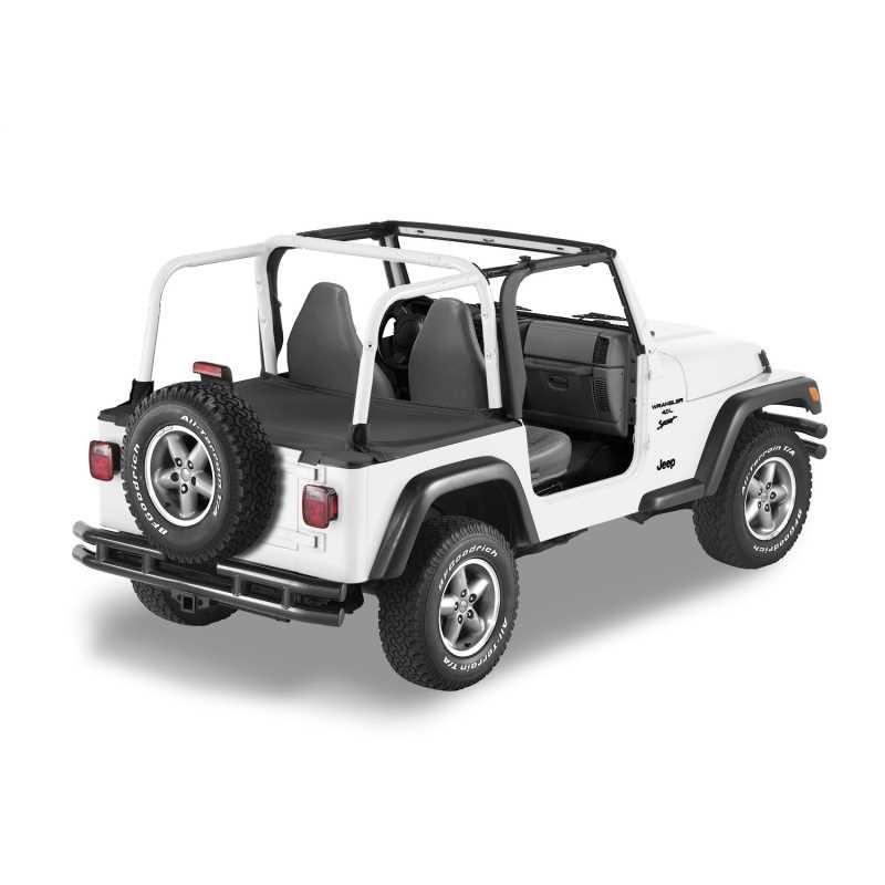 DUSTER Jeep Wrangler TJ 96-02 90020-15