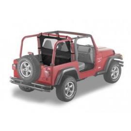 Rideau arrière WINDJAMMER Jeep Wrangler TJ 03-06 80032-35