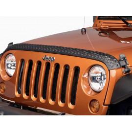Protection de capot noir Jeep Wrangler JK 11651.17