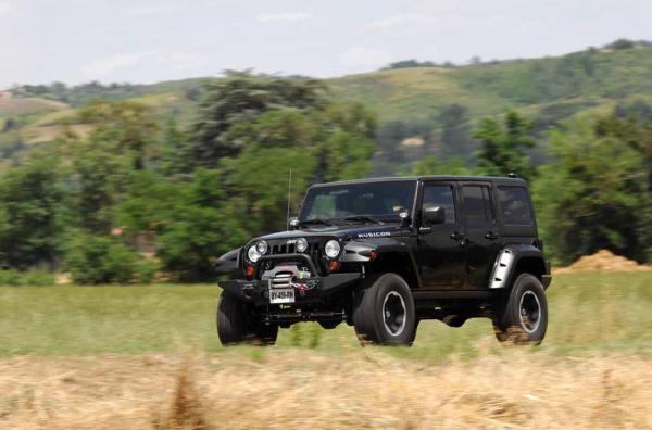 Préparation Jeep Wrangler Carbonne