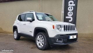 Jeep Renegade Occasion 2017