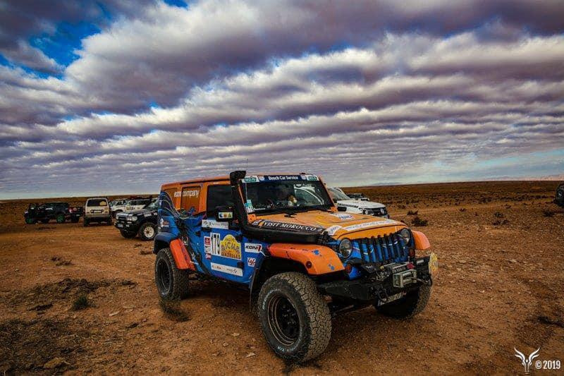 Kulture Jeep Gazelle EXM
