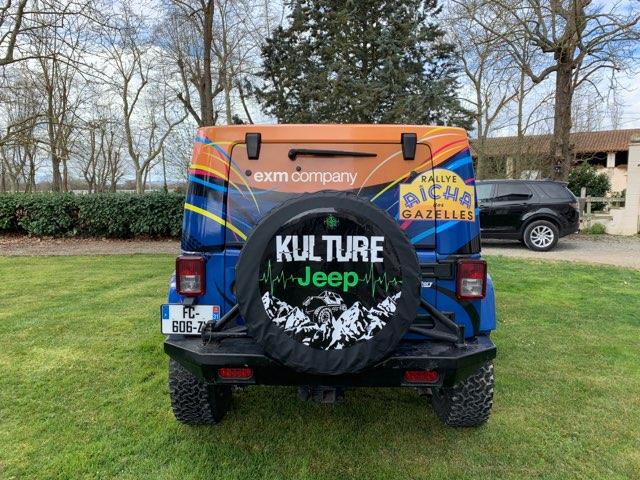 Kulture Jeep partenaire