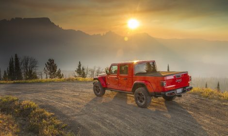 Le Jeep Gladiator débarque officiellement en France!
