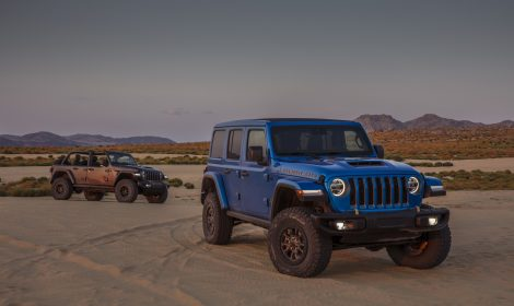 Jeep Wrangler Rubicon 392 !