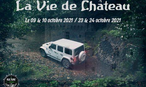 La Vie de Château en Jeep