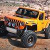La jeep Sandstorm concept car