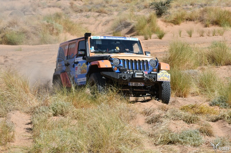 RAG Jeep