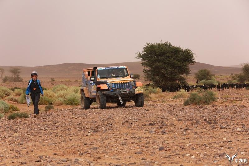 Jeep Maroc 2019