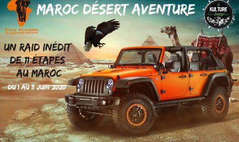 Maroc Désert Aventure