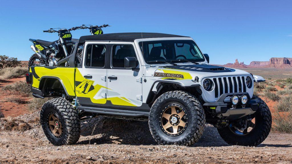 Jeep Gladiator concept car