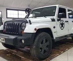 Jeep en vente