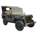 Jeep Willys MB - Ford GPW - Hotchkiss M201