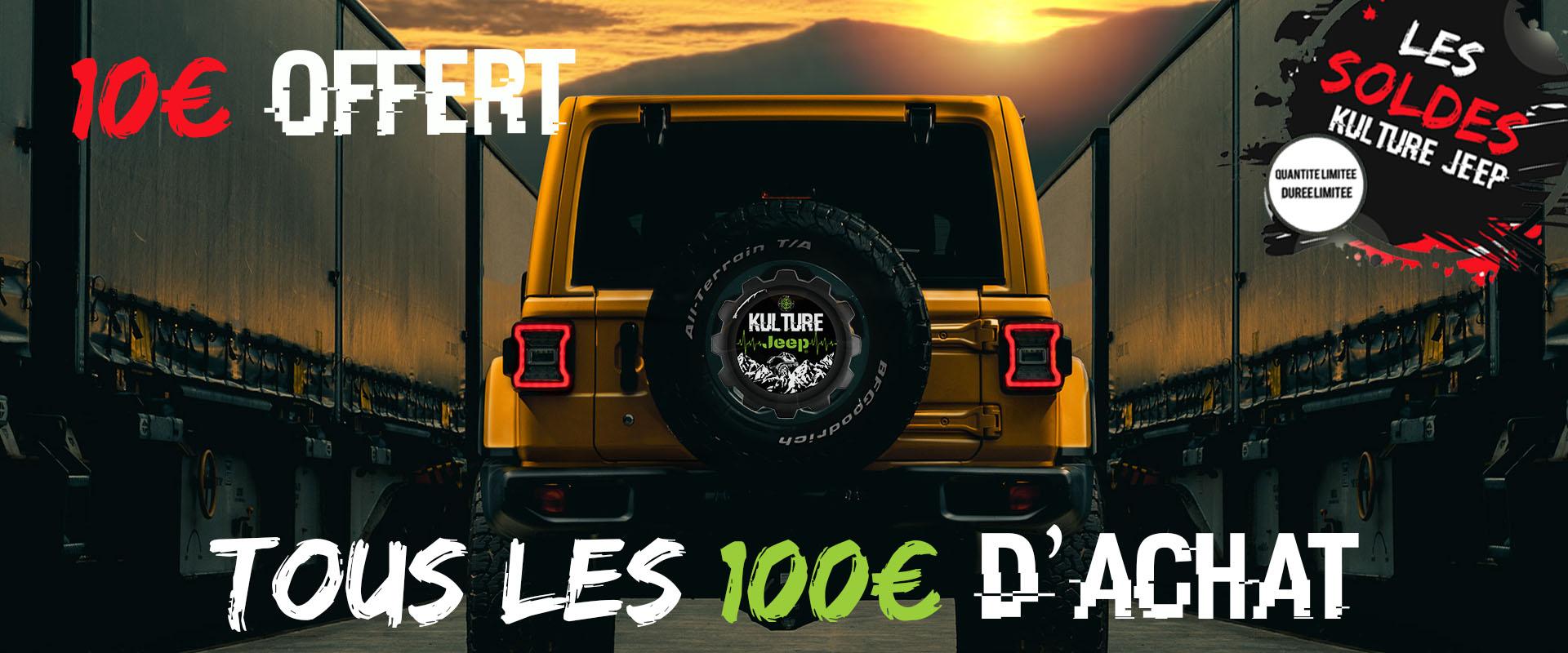 Solde Kulture Jeep