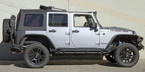 Jeep Jk WRANGLER RUBICON X 2015 V6 FACTORY