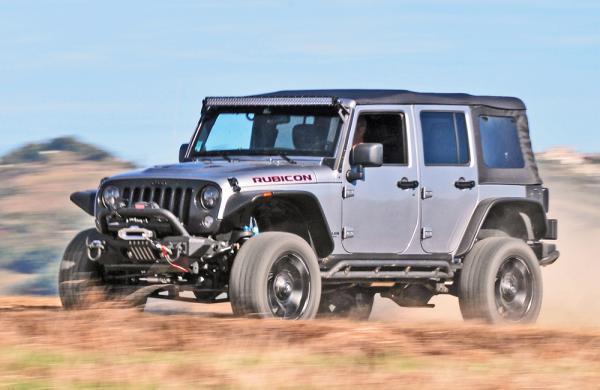 Jeep Wrangler JK RUBICON X FACTORY